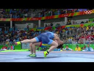 Борьба на Олимпийских играх