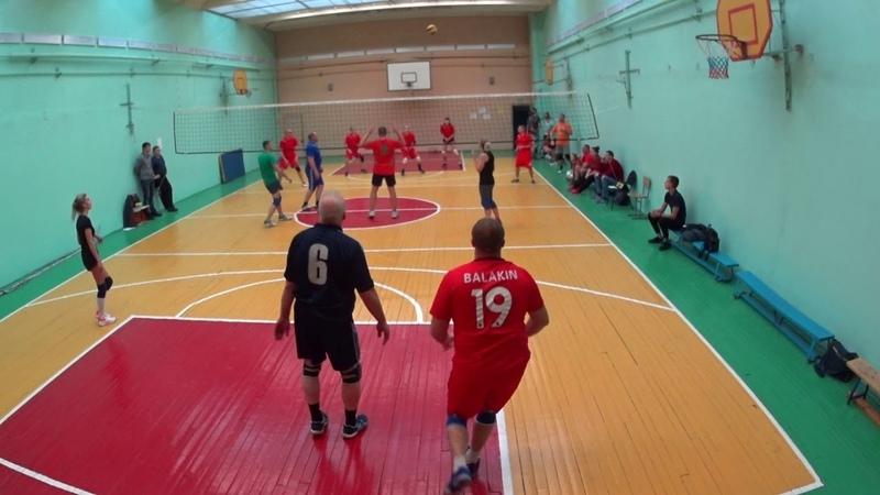 Троснянский р-н vs Локомотив - Волейбол - super lite уровень 2019/11/10