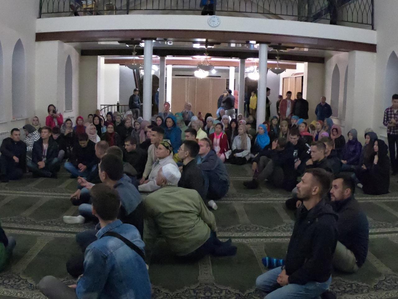 Дни татарской молодежи 2019