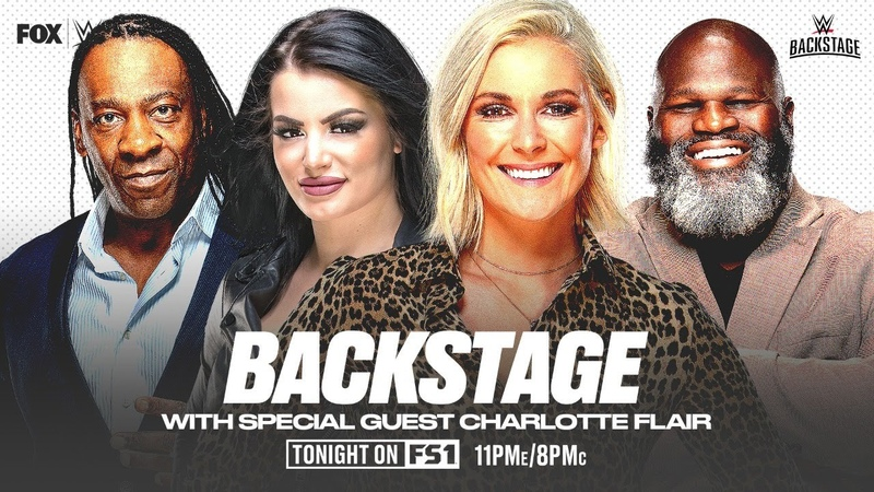 Renee Young Booker T Mark Henry relive Stone Cold vs The Rock WWE Backstage WWE ON FOX