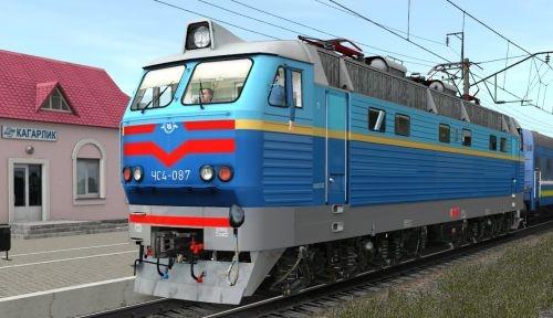 TRS: ЧС4КВР-087