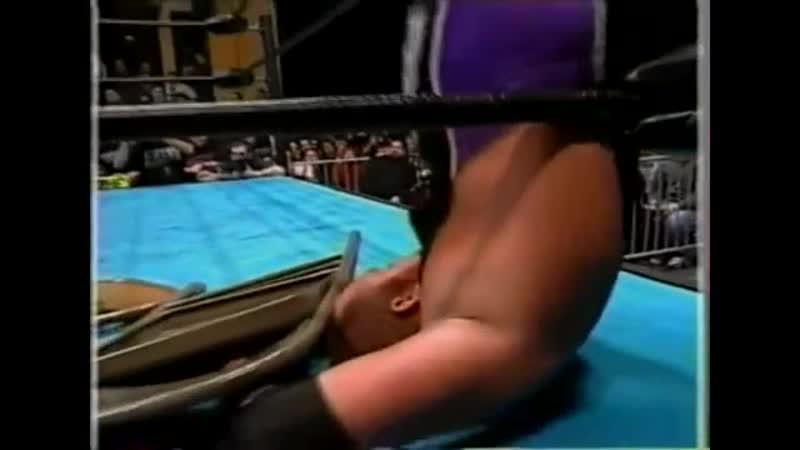ECW - WWE (Vintage PPV) ECW Massacre On 34th. Street (2000)