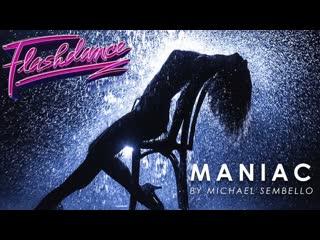 Michael Sembello – Maniac 1983 1080p