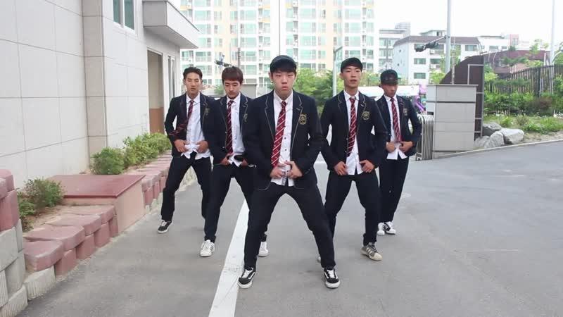 PREDEBUT | 2014 | Byeongkwan @ 2014 HanLim Multi Art School(Practical Dance Class Film Class Colaboration Video)