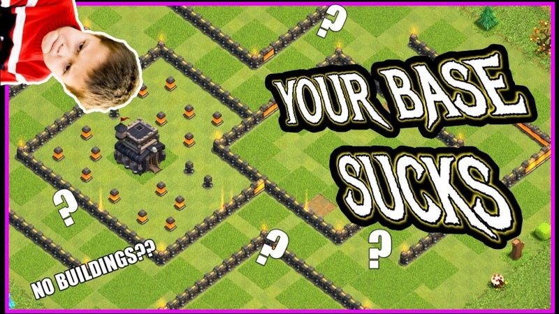 YOUR BASE SUCKS MY CLAN MATE SAID   THINGS THAT MAKE COC PLAYER DEMOTIVATE 2