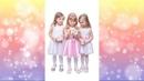 Нарядные платья для девочек от ТМ Модные ангелочки