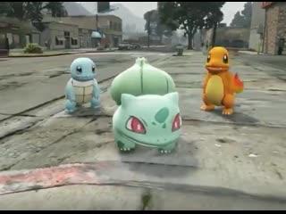 Pokemon gta 2ch webm
