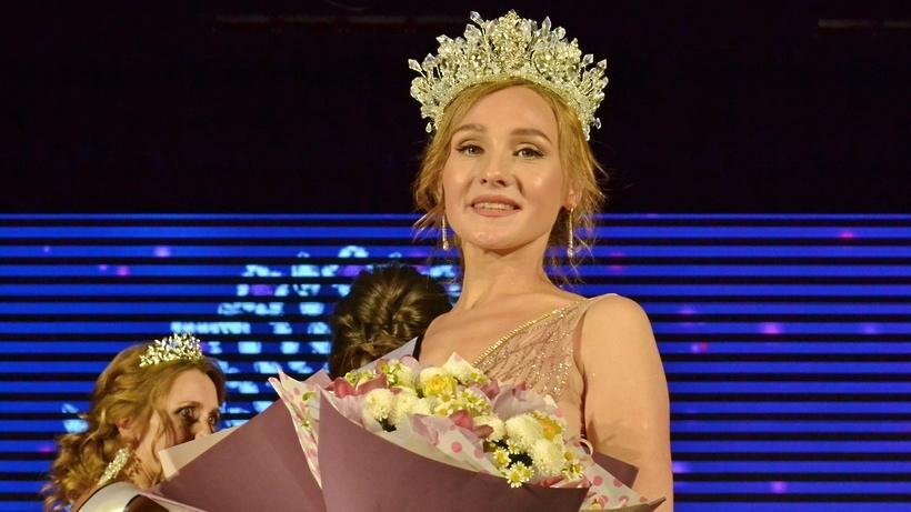 Титул «Миссис Балашиха-2019» завоевала оперная певица Алена