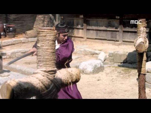 Night Watchman's Journal MV - Moosuk(Jung Yunho) Inwha(Kim Soyeon) : 야경꾼 일지 무석(정윤호) 인화(김소연)