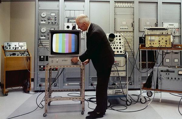 необходимую картинки первый телевизор в мире что