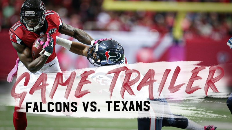 Game Trailer: Taking on the Texans   Falcons vs. Texans (Week 5, 2019)