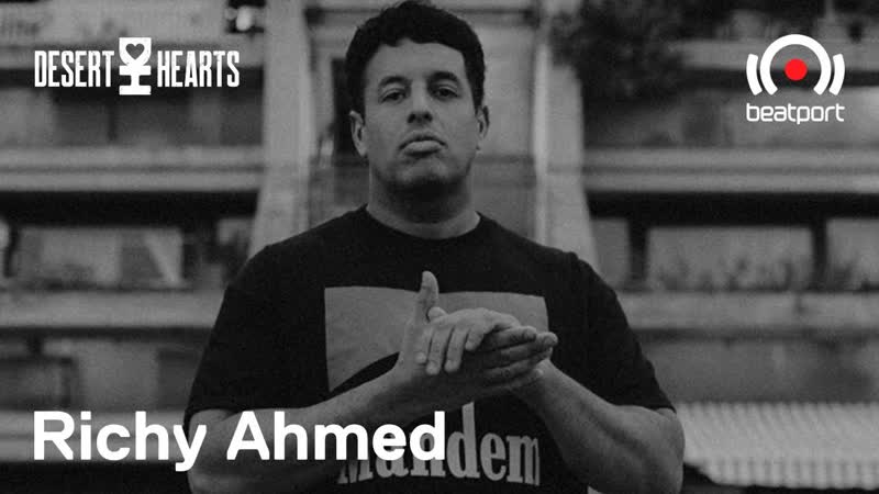 Richy Ahmed Live @ Movement Festival At Home MDW 23 05 2020