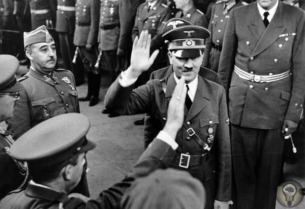 Гражданская война в Испании  предвестница Второй мировой