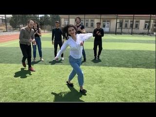 Девушка Танцует Очень Классно Взорвала Кавказская Лезгинка  Салам Алейкум 2020 ALISHKA Chechen Dance
