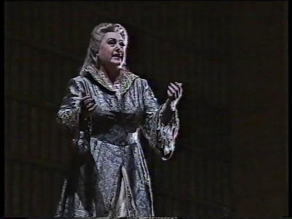Anna Tomowa Sintow Kaiserin Richard Strauss' Die Frau Ohne Schatten Opera de Marseille 1995