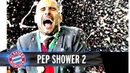 Guardiola beer shower reloaded