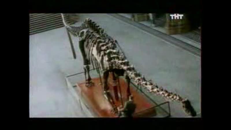 Во времена динозавров Европа Рождение гигантов