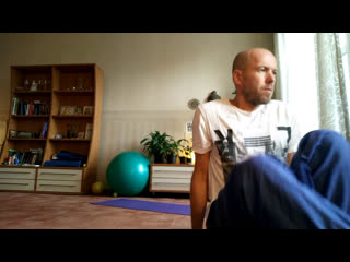 Live: Йога урок. Базовые асаны