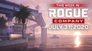 This Week in Rogue Company: August Update Launch Recap