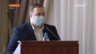 В облдуме обсудили вопрос организации движения общественного транспорта в Брянске