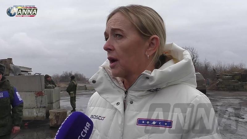 ЛНР передала Украине тело погибшего диверсанта ВСУ