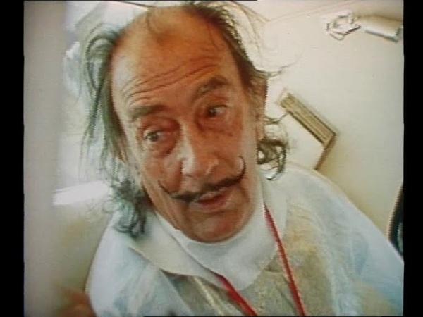 Dialog Mit Bildern Eröffnung des Teatre-Museu Dalí mit Ernst Fuchs und Dali