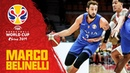 Marco Belinelli hit STRONG 27 PTS 6 REB vs. Puerto Rico