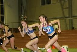 Липчане завоевали медали первенства России по лёгкой атлетике среди юниоров