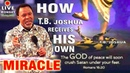 MUST-WATCH - HOW TB JOSHUA RECEIVES HIS OWN MIRACLE THANK YOU, JESUS. WE ARE HEALED
