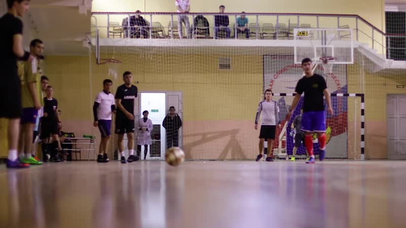 Турнир по мини-футболу CUP OF NATIONS МГПИ 2019