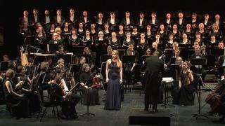 Verdi Gala 27 April 2019. Rataplan (La forza del destino). Anna Kostenko as Preziosilla