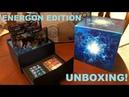 Transformers TCG Energon Edition UNBOXING