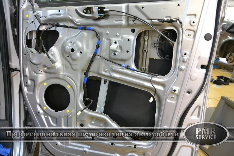 Шумоизоляция Hyundai Starex, изображение №10