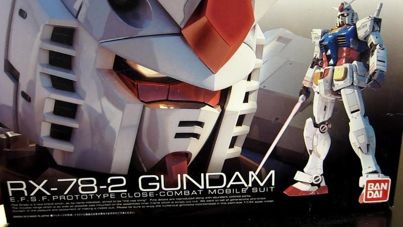 Real Grade RX-78-2 Gundam: Part 2