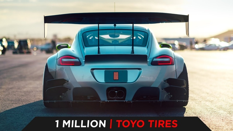 1 MILLION | IG | TOYO TIRES [4K]