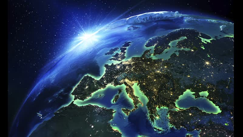 BBC Земля Мощь планеты 5 серия Уникальная планета 2007