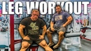 Leg Day From HELL With Evan Centopani