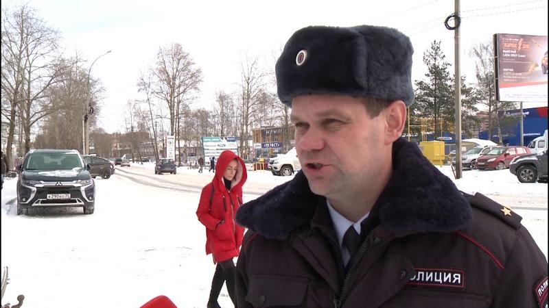 Вологжан призывают быть осторожными на дорогах в связи с погодными условиями