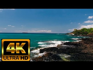 4K VIDEO Ultra HD HDR. 4K DRONE FILM Earth from Above Music by Nature Ambient AppleTV Style