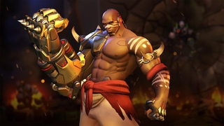 Overwatch: Doomfist Says And They Say For 1 Hour