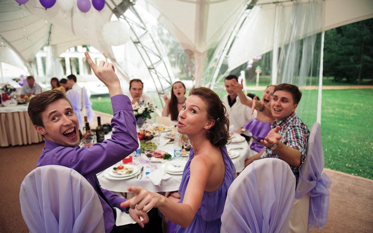 Прикольные конкурсы на ситцевую свадьбу