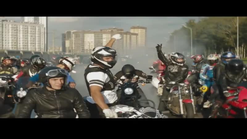 Крутой MOTO клип