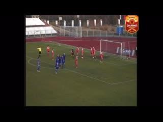 Гол Морозова на последней минуте приносит Звезде победу в Новотроицке!