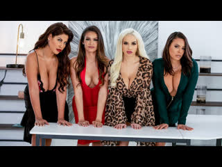 Bridgette b, katana kombat, luna star, victoria june office 4-play latina edition | sex big tits ass porn порно
