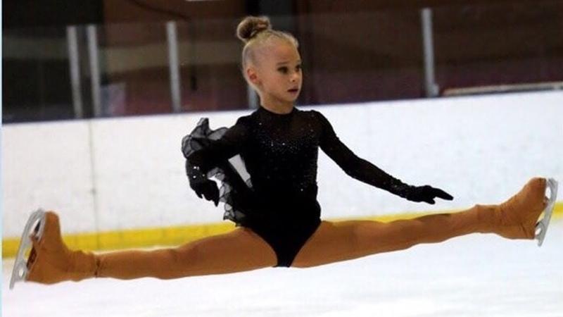 Вероника Жилина новая гордость Этери Тутберидзе и конкурентка Трусовой Касторной и Щербаковой.