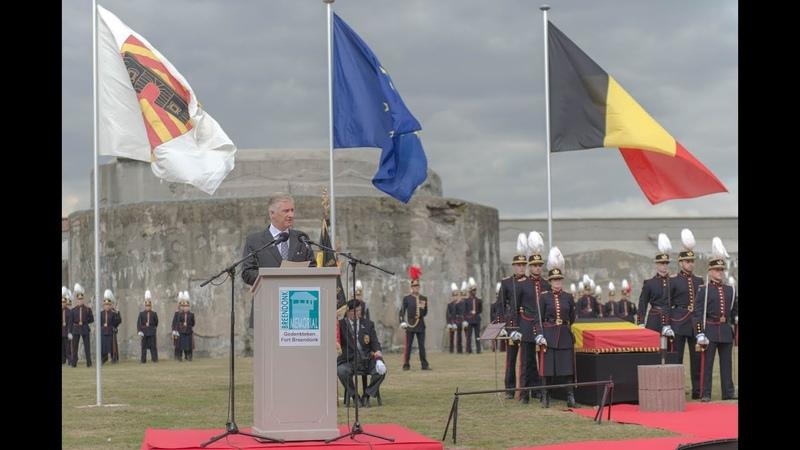 75ste nationale bedevaart van het Fort van Breendonk