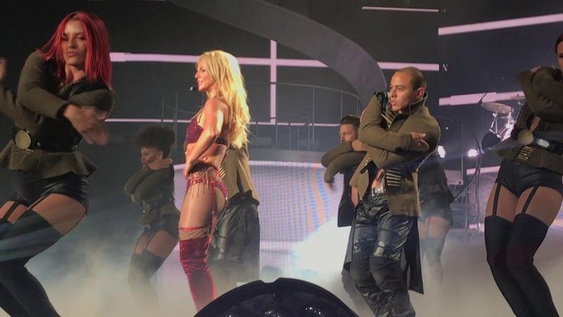 Work Bitch Live Piece Of Me Show, Las Vegas August 19th, 2017