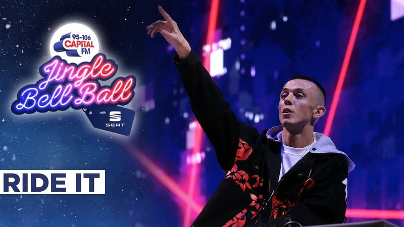 Regard Ride It with Jay Sean Live at Capital's Jingle Bell Ball 2019 Capital