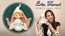 Erica Ferrari Porcelana Fría | Duende Luminaria | Clase Gratis | DIY | Tutorial Fácil