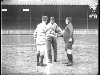 Irish Cinema Trade Football (1921)